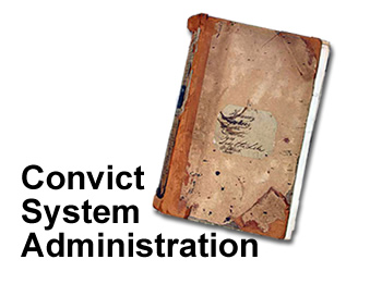 Convict System Administration