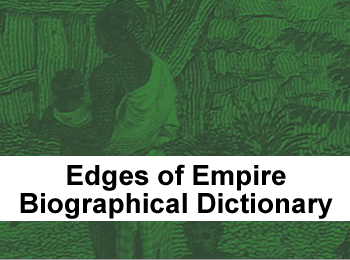 Edges of Empire Biographical Dictionary