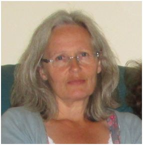 UK volunteer Karen Tuplin